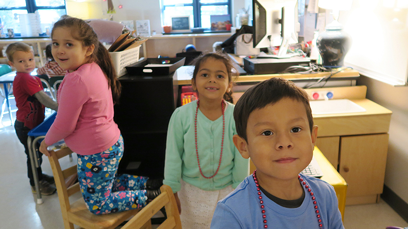 PreK AFAS Students