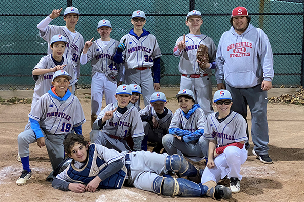 Interscholastic Baseball