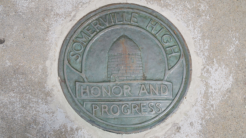 Somerville High: Honor and Progress