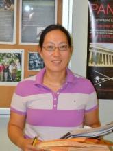 Science Teacher Susan Schmidt